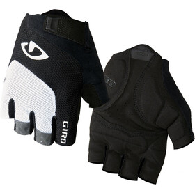 Giro Bravo Gel Guantes, white/black